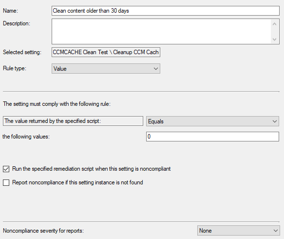Keeping the SCCM Cache Clean with DCM | SCCMF12TWICE